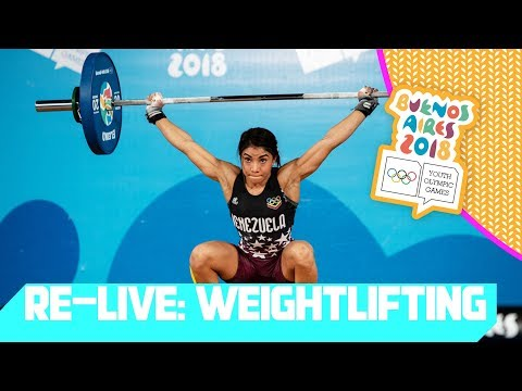 RE-LIVE | Day 01: Weightlifting | Youth Olympic Games 2018 | Buenos Aires