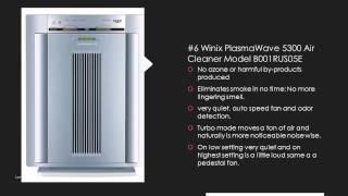 Top 10 Home Air Purifier Reviews - Best Air Purifier for Allergies