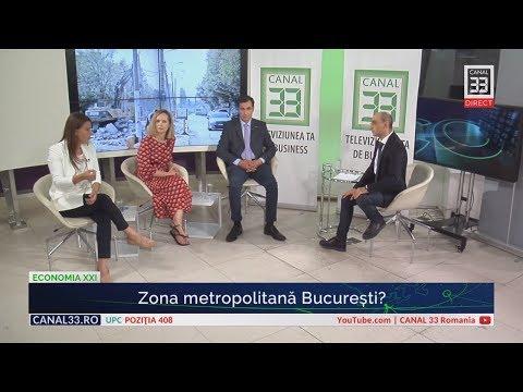 Zona Metropolitană București?