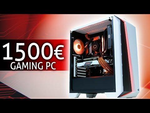 1500 Euro GAMING PC 2020 | Der BESTE Den DU Derzeit Bauen Kannst! | TEST & Zusammenbauen