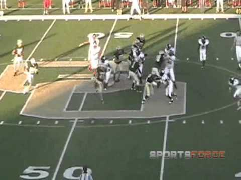 Brionte Dunn - RB - Junior Highlights