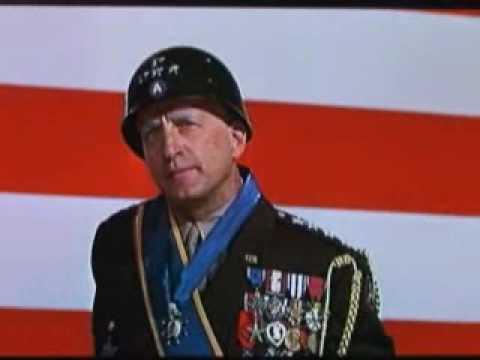 Incredible! New George S Patton Speech! Iran & Modern