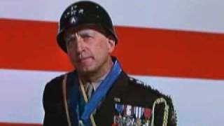 Incredible! New George S Patton speech!  Iran & modern warfare