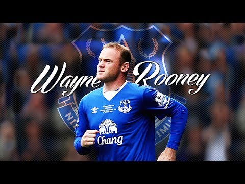 Wayne Rooney - Welcome Back To Everton • Once A Blue Alway's A Blue