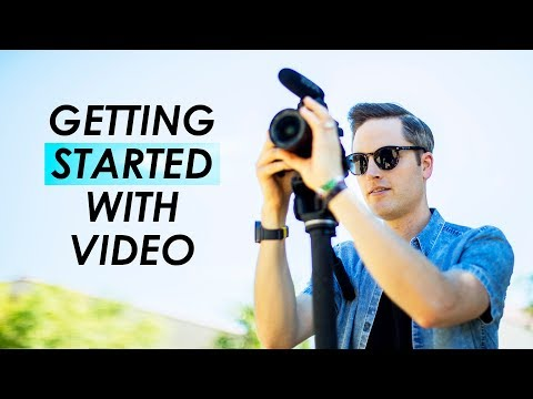 How to Get Started in Video Production — 5 Tips