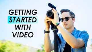 How to Get Started in Video Production -- 5 Tips