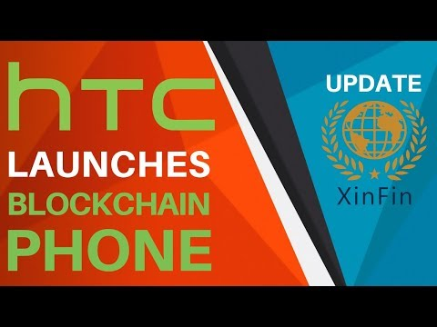 HTC's New BLOCKCHAIN Gamble + XinFin (XDCE) Updates - Today's Crypto News