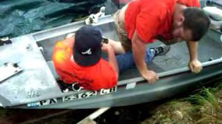 How Many Dumbasses Does It Take To Break A Rod Holder...