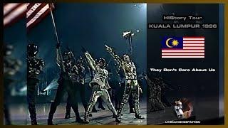 Скачать Michael Jackson They Don T Care About Us Live Kuala Lumpur 1996 HD