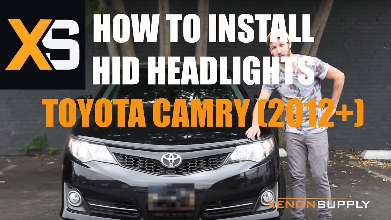 maxresdefault Wonderful toyota Camry 2008 Light Bulb Size Cars Trend