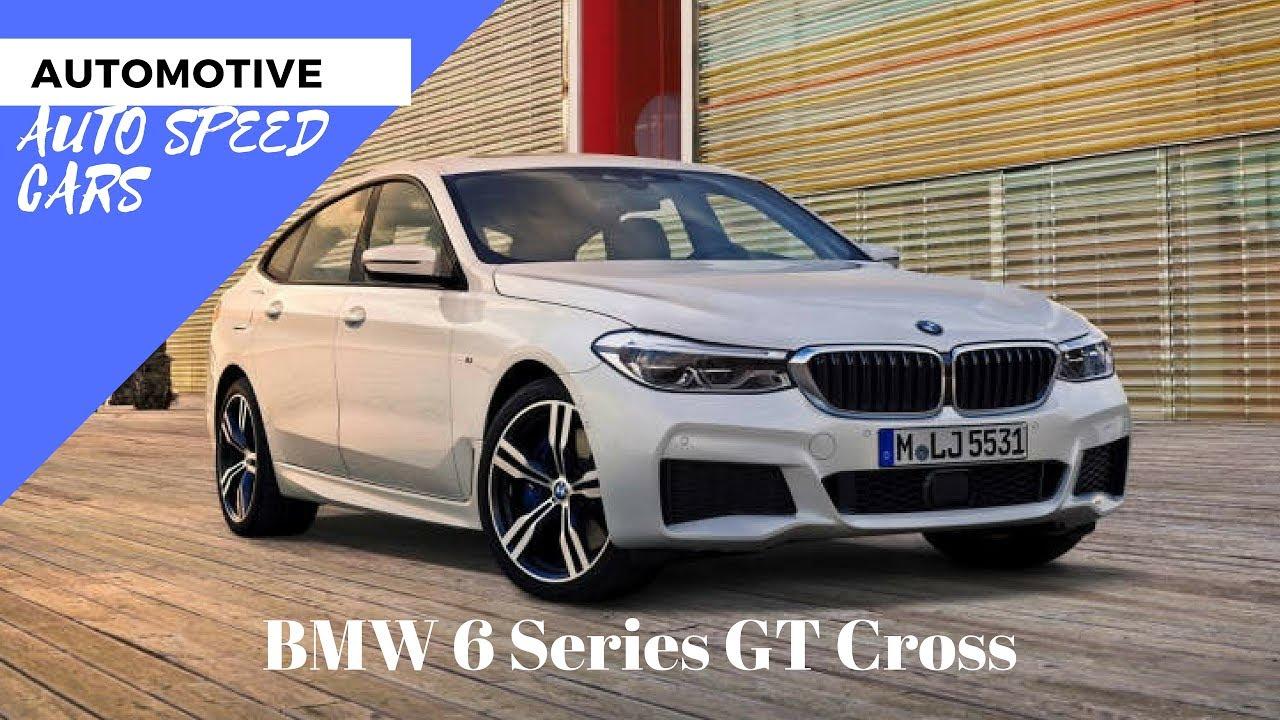 2018 BMW 6 Series GT Cross