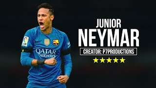 Neymar jr - neymagic dribbling - skills & goals   15/16   hd