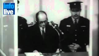 Mossad presents: Eichmann