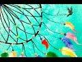 Dreamcatcher Acrylic tutorial for Beginners