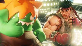 Empomator (Blanka) VS Mas_Oyama (Ryu) FINAL LOSERS - PRO 2 Final Round - STREET FIGHTER V