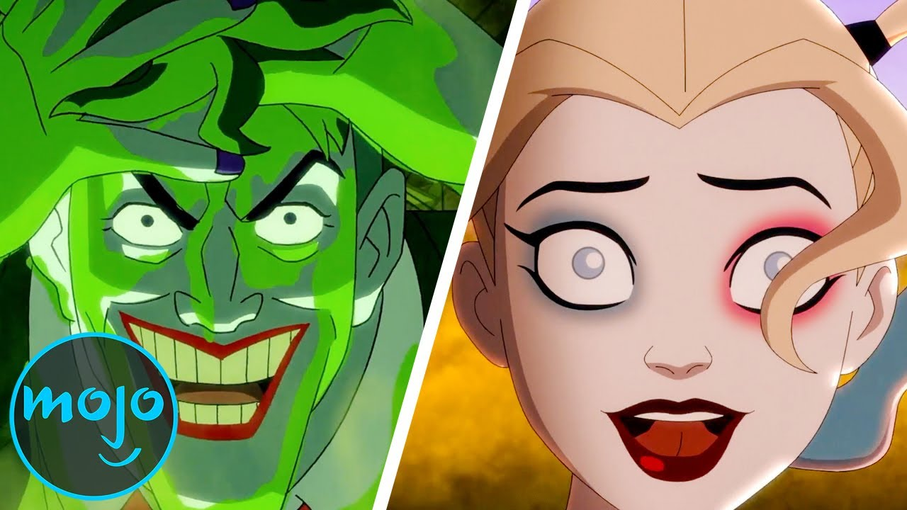 Top 10 Harley Quinn Animated Series Moments