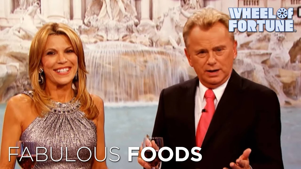 fortune wheel fabulous foods