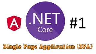 Создание Single Page Application (SPA) (Angular2) с ASP.NET Core