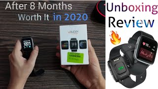 Gionee Smart Life Smartwatch Full Review After 8Months | Unboxing