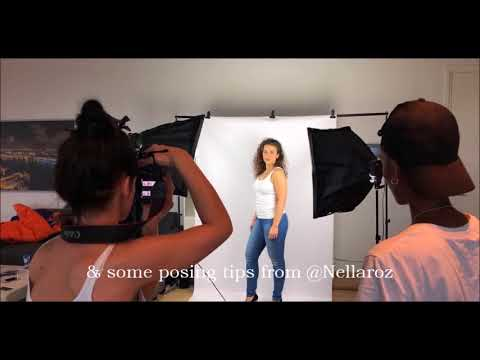 PHOTOSHOOT BEHIND THE SCENES NEW AMSTERDAM #ANNIE KNOWS VLOG 18
