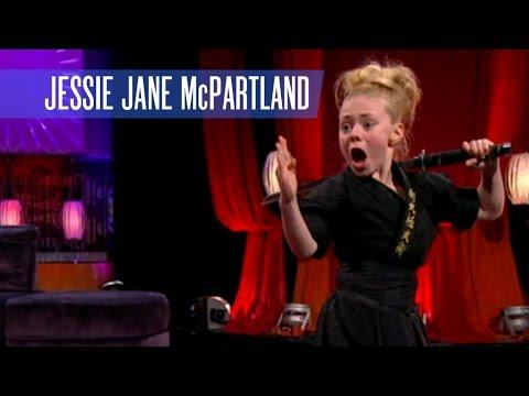 Britain's Got Talent star Jessie Jane McPartland's Martial Arts Moves | The Saturday Night Show