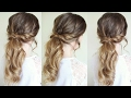 Messy / Tousled Ponytail Style | Ponytail Hairstyles | Braidsandstyles12