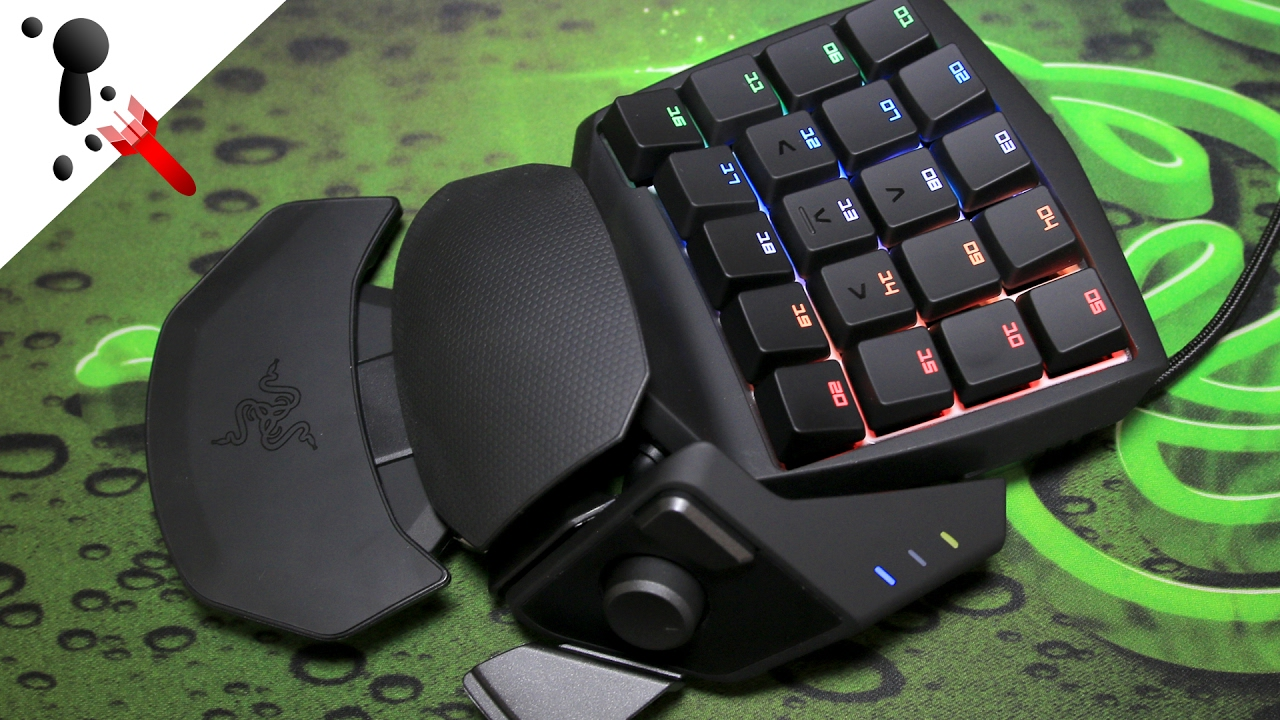 Razer Orbweaver Chroma Review (Mechanical Gaming Keypad)