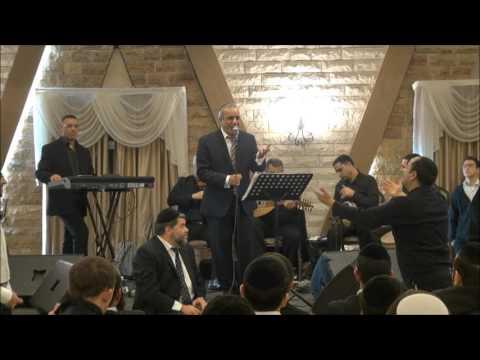 יחיאל נהרי השב זכה וברה אולמי מונדיאל חנוכה 2015