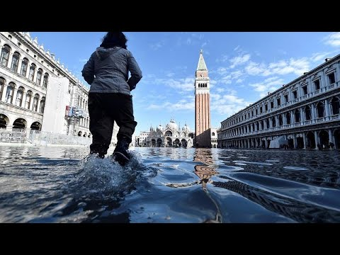 Venedig: Das Wasser