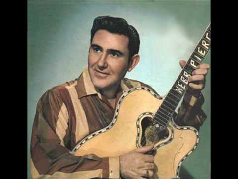 More and More - Webb Pierce with Lyrics. ♥ღ♥