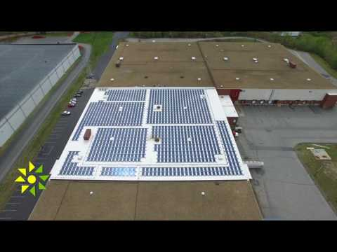 Rabina Properties Solar Installation