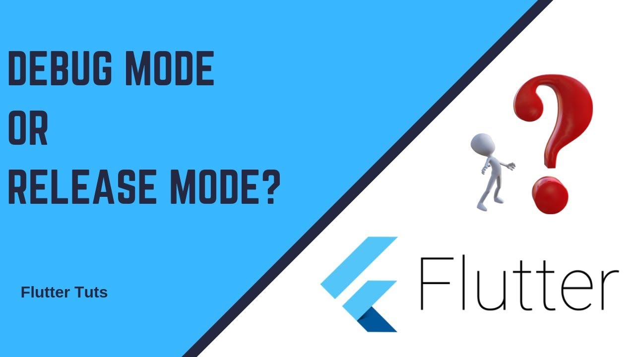 Flutter: Programatically Check Whether Debug OR Release Mode ?