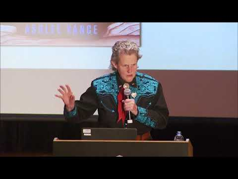 Temple Grandin at NIU
