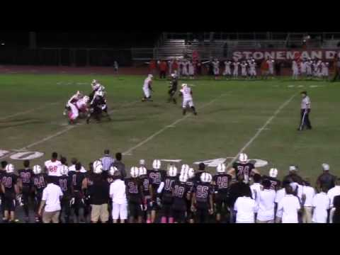 INSTANT REPLAY - SACK #2! Eagles Nick Defroscia Runs Down QB For ANOTHER Big Loss! HSPN SPORTS