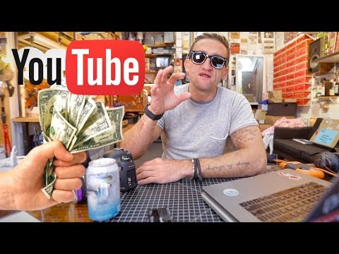 Download Youtube: 'Success' on YouTube Still Means a Life of Poverty