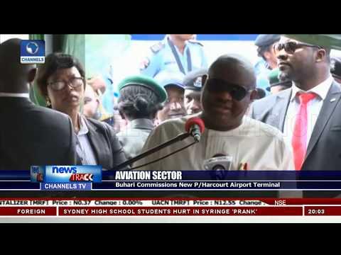 Buhari Hails New Port Harcourt Airport Terminal Initiative