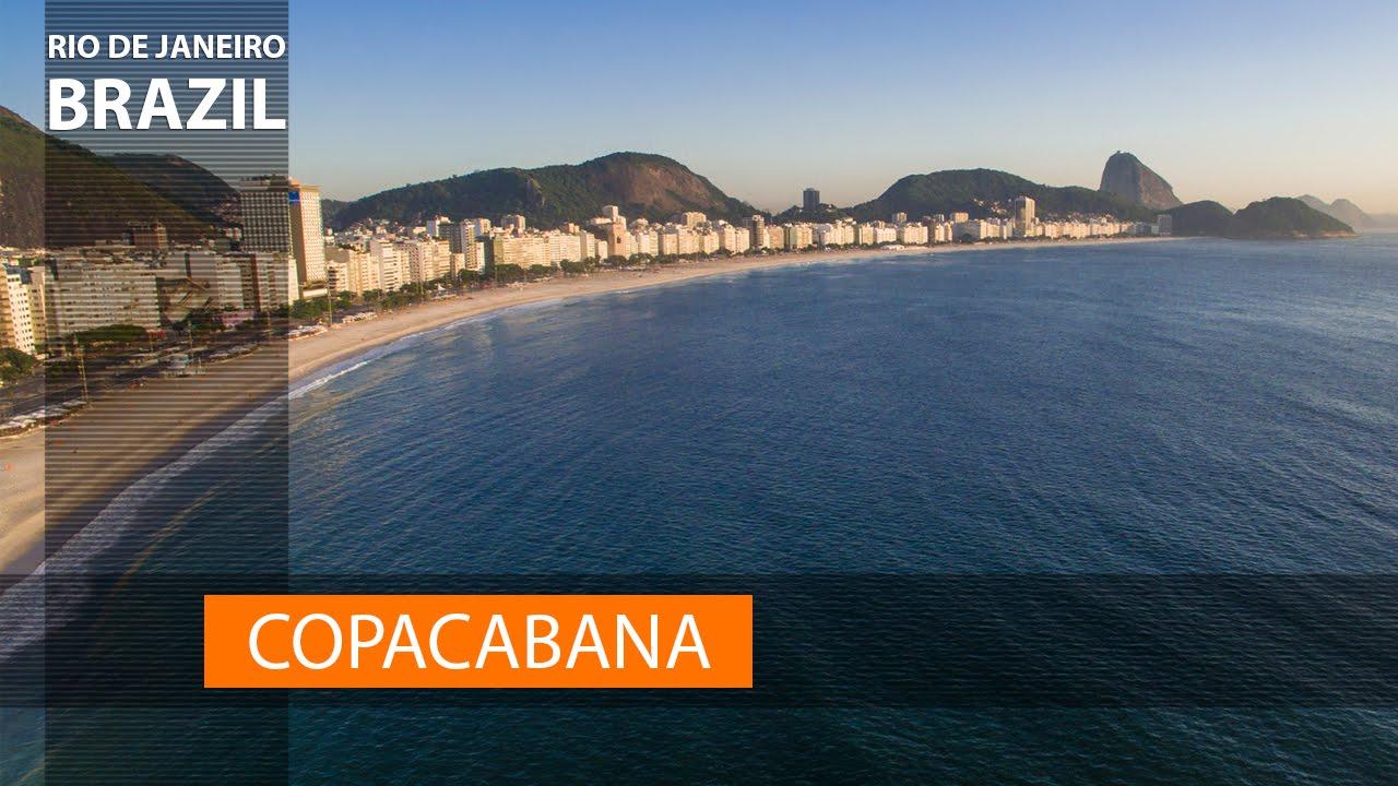 Copacabana Rio De Janeiro Travel Vacation In Brazil YouTube - Vacation in brazil