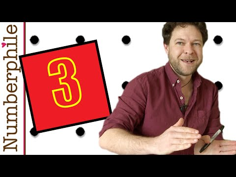 Impossible Squares - Numberphile