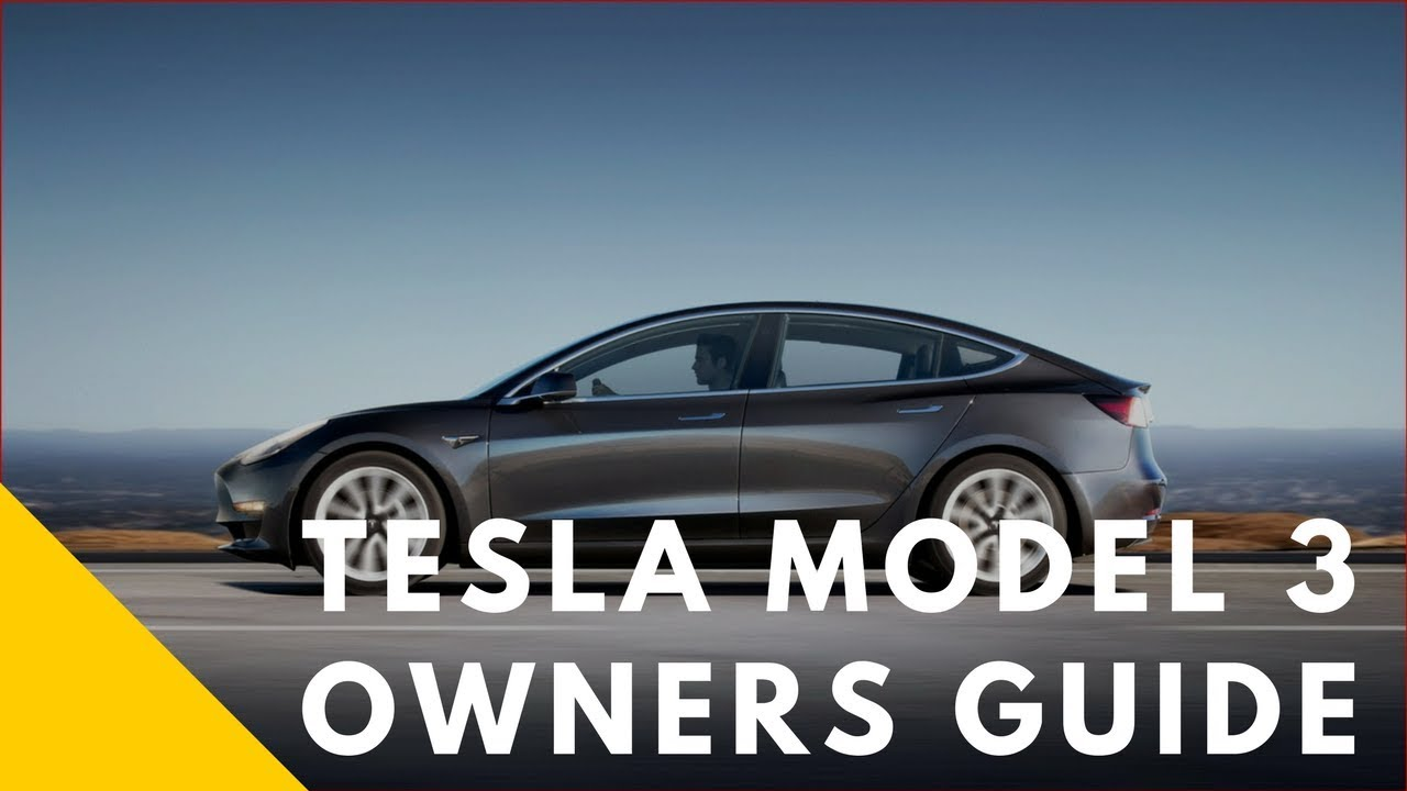 wow tesla model 3 interior review with owners manual youtube rh youtube com tesla model s owners manual 2016 tesla model s owners manual 2017