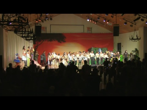 Gladeview Christian School - Lion King Jr. Musical