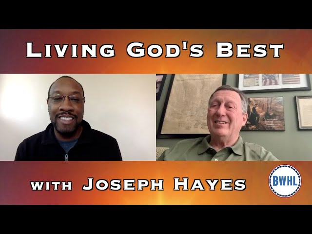 Living God's Best: The devil is attempting to stop the Church from meeting - With Michael Mills