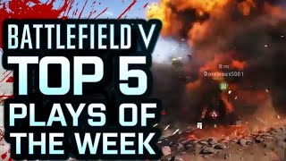 MY BEST KILLS IN BATTLEFIELD 5 WEEK #1