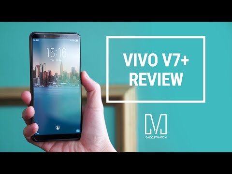 Vivo V7+ Unboxing and Review: Borderless for less (Vivo V7 Plus)