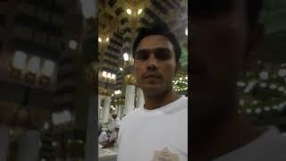 Mosque Nabawi, Medina Sharif, Saudi Arabia, Ahsan Habib Mridha