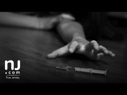 Opioid death toll highest ever recorded in N.J.
