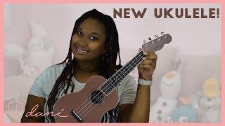 Fender Zuma Ukulele Unboxing | Dani Alexandria