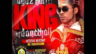 Vybz Kartel - King Of Dancehall (Official Mixtape) - Slingerz Family