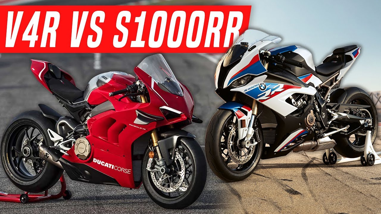 2019 bmw s1000rr vs ducati panigale v4r what to buy youtube rh youtube com