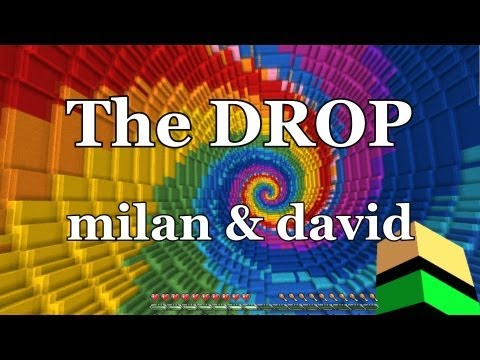 Minecraft The Drop: David VS Milan