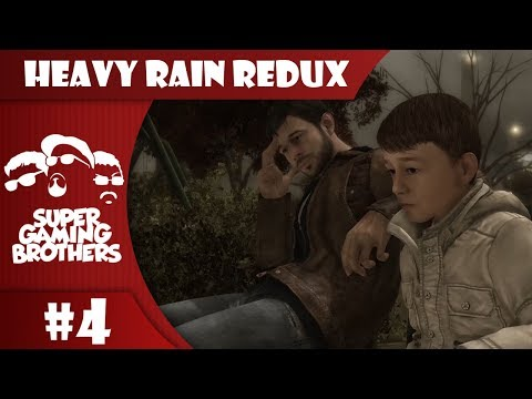 SGB Play: Heavy Rain Redux - Part 4 | Are These Doctored, Doctor?